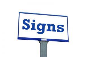 Sign company alpharetta